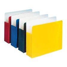 Pochette de classement de couleur