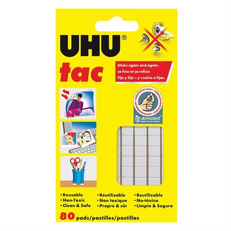 UHU®-Tac Reusable Adhesive Putty
