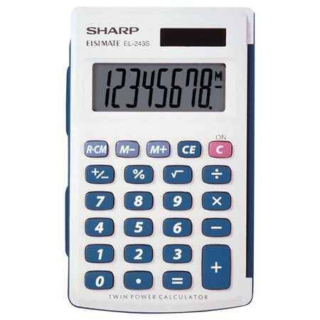 EL-243SB Pocket Calculator