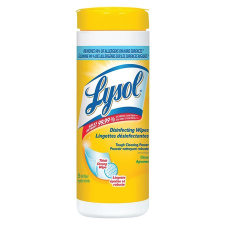 Lysol® Disinfecting Wipes
