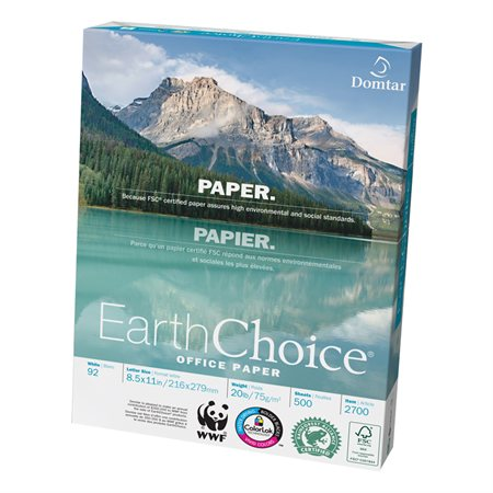 Papier d'affaires EarthChoice®