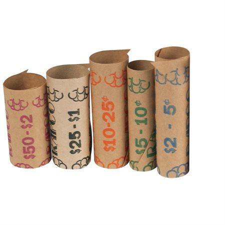 Tube pour monnaie