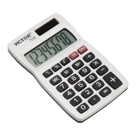 Calculatrice de poche 700