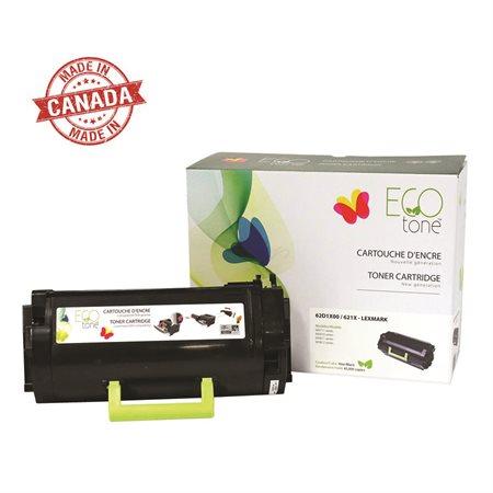 Lexmark 62D1X00  /  621X compatible Remanufacture Toner Cartridge